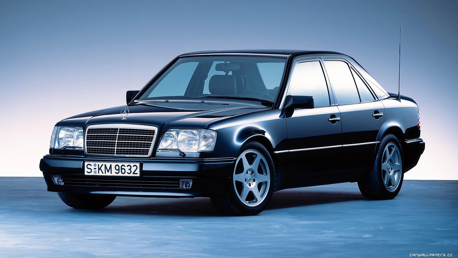 Mercedes W124 500E