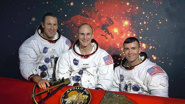 Załoga Apollo 13