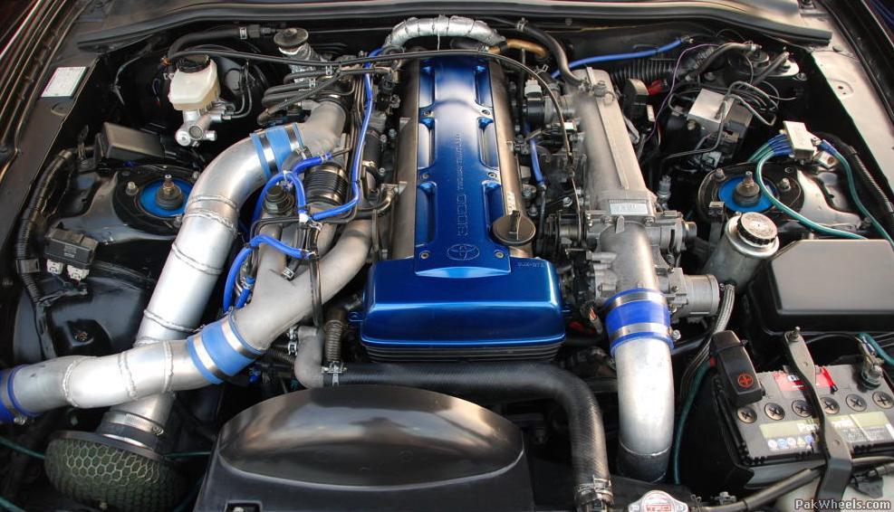 Silnik 2JZ