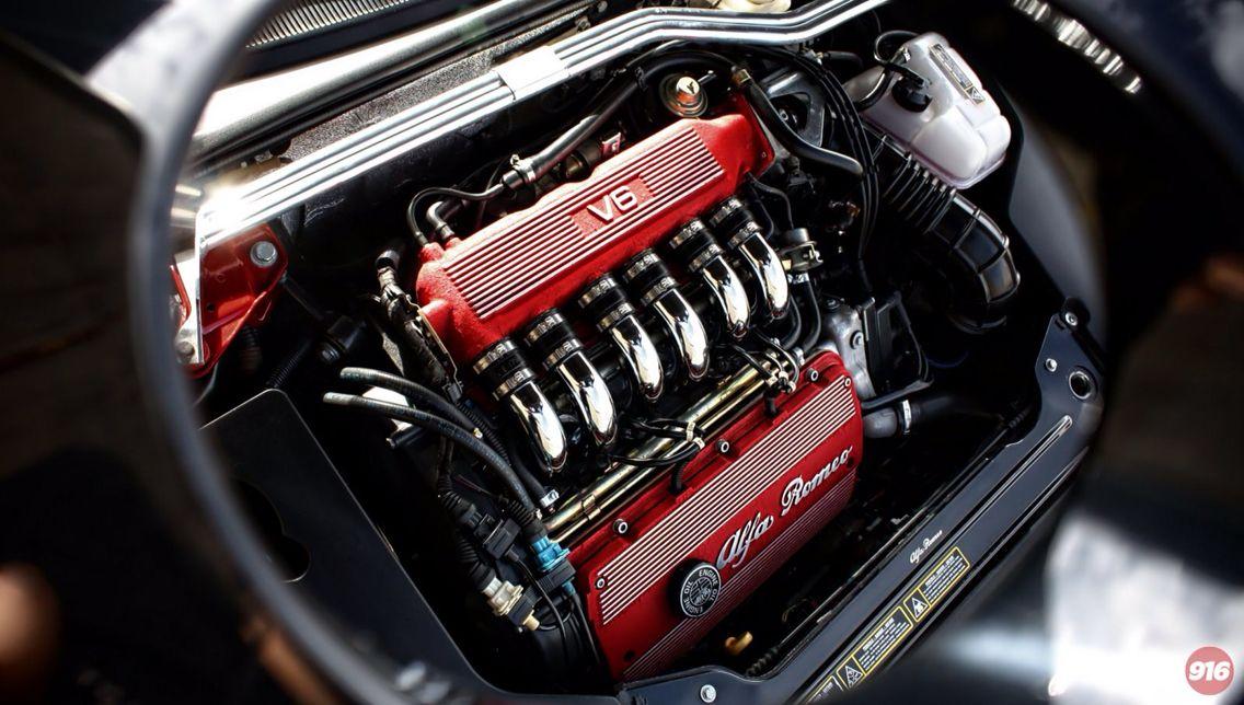 Alfa Romeo V6 Busso