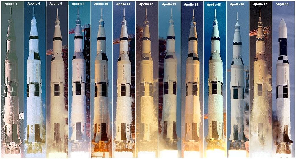 Saturn V Apollo 13