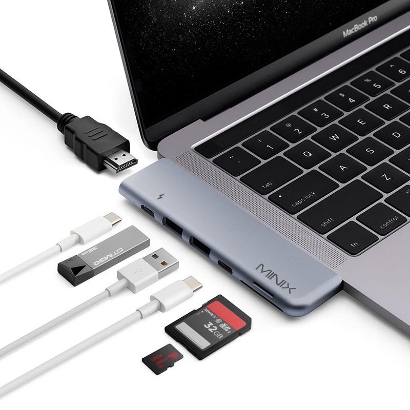 USB-C i inne złącza