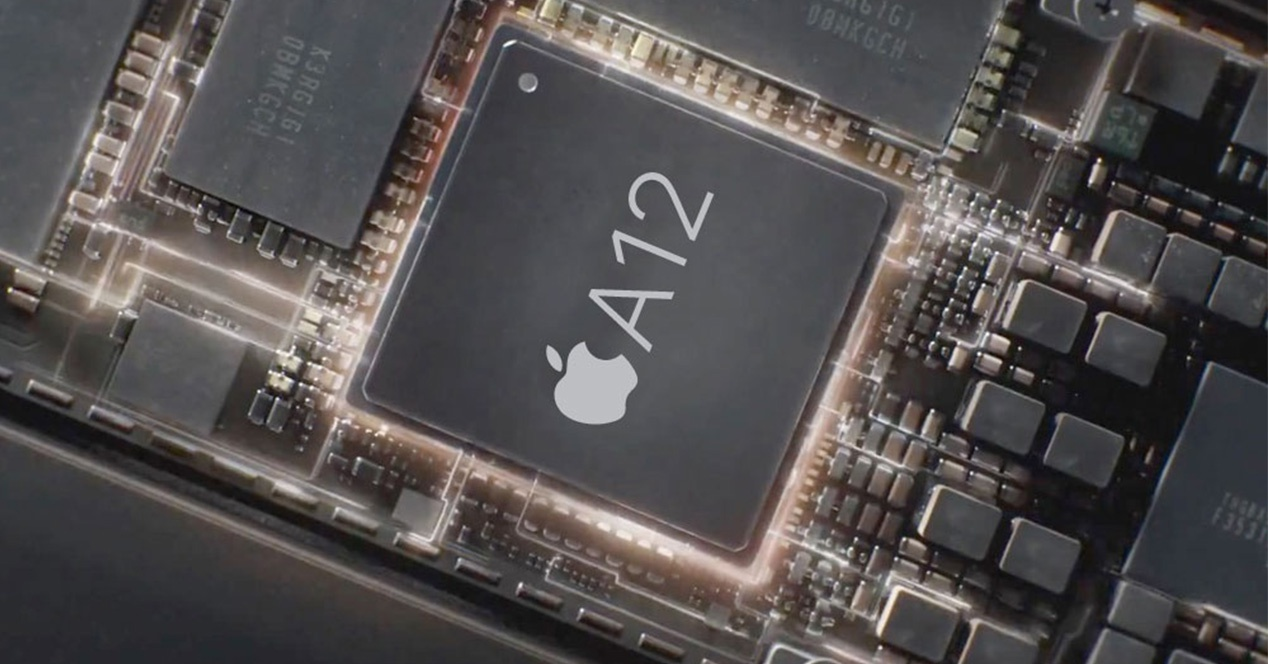 apple a12 bionic gpu
