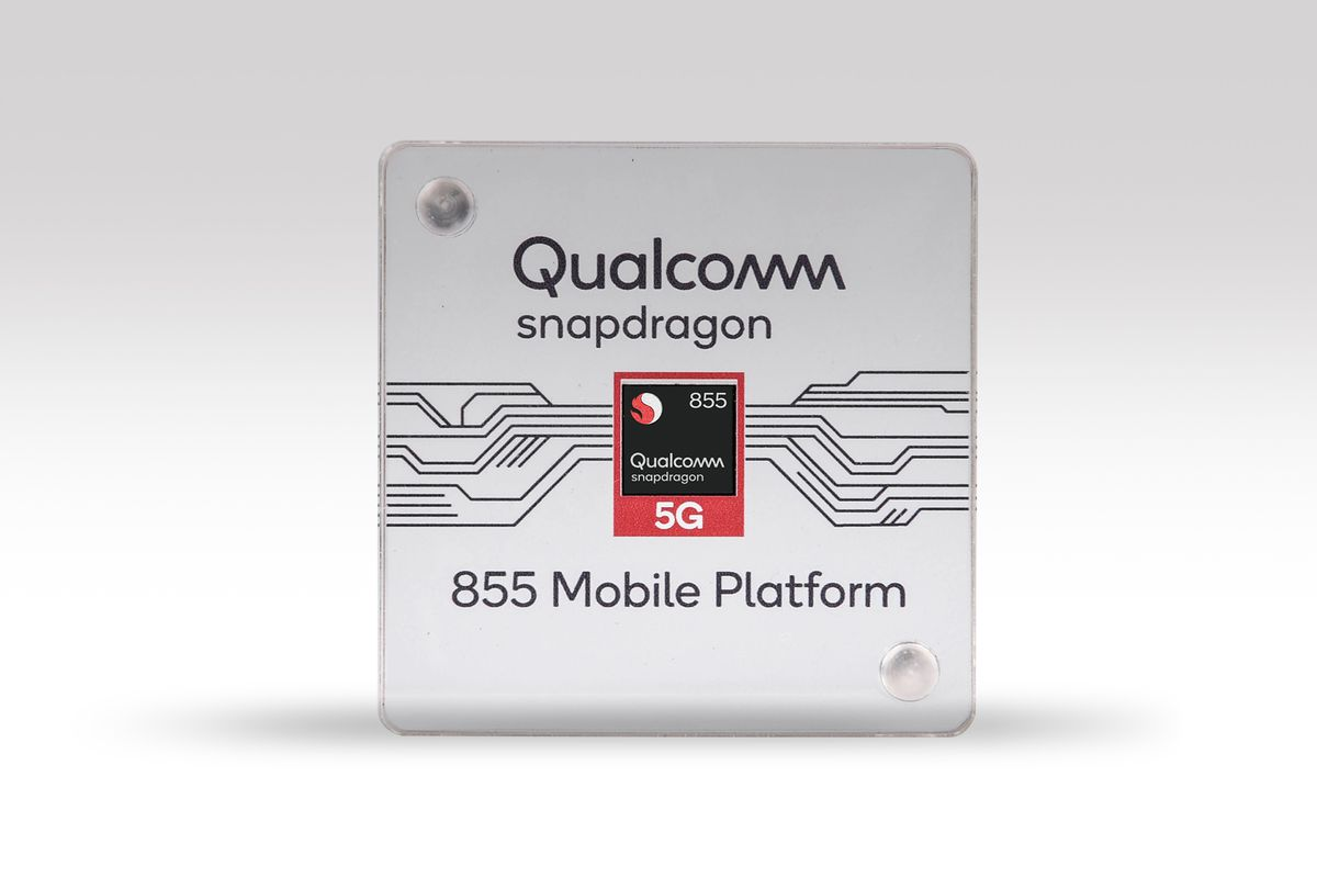 Snapdragon 855 big.little