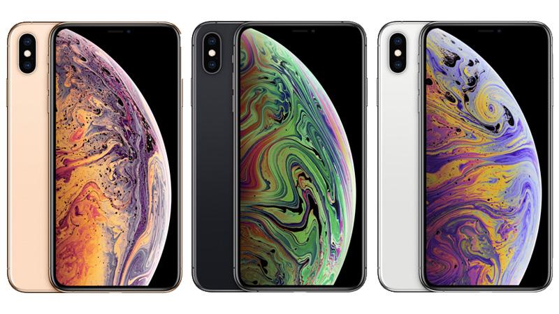 iphone xs max recenzja wersje kolorystyczne