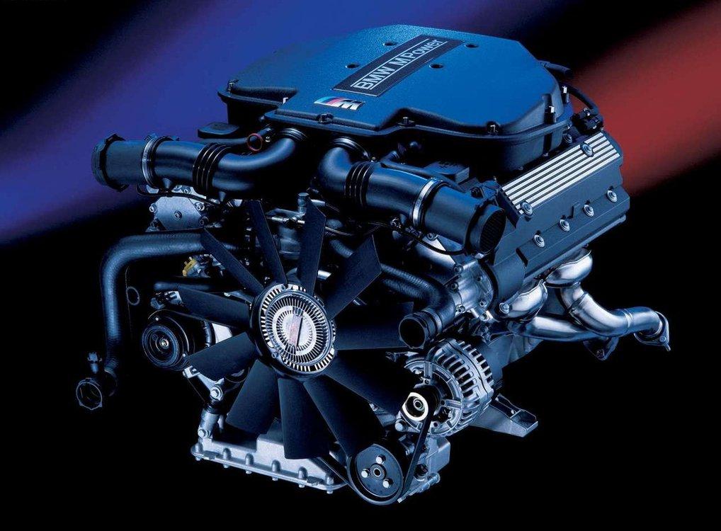 silnik s62 z bmw e39 m5