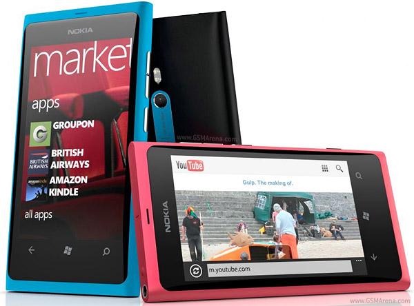 nokia lumia 800 z Windows Phone