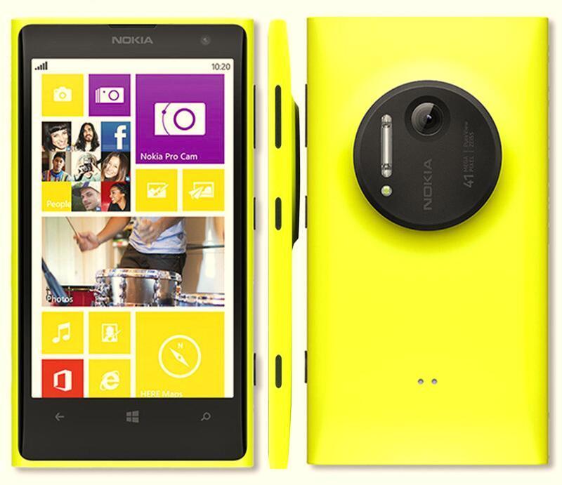nokia 1020 z windows phone 8