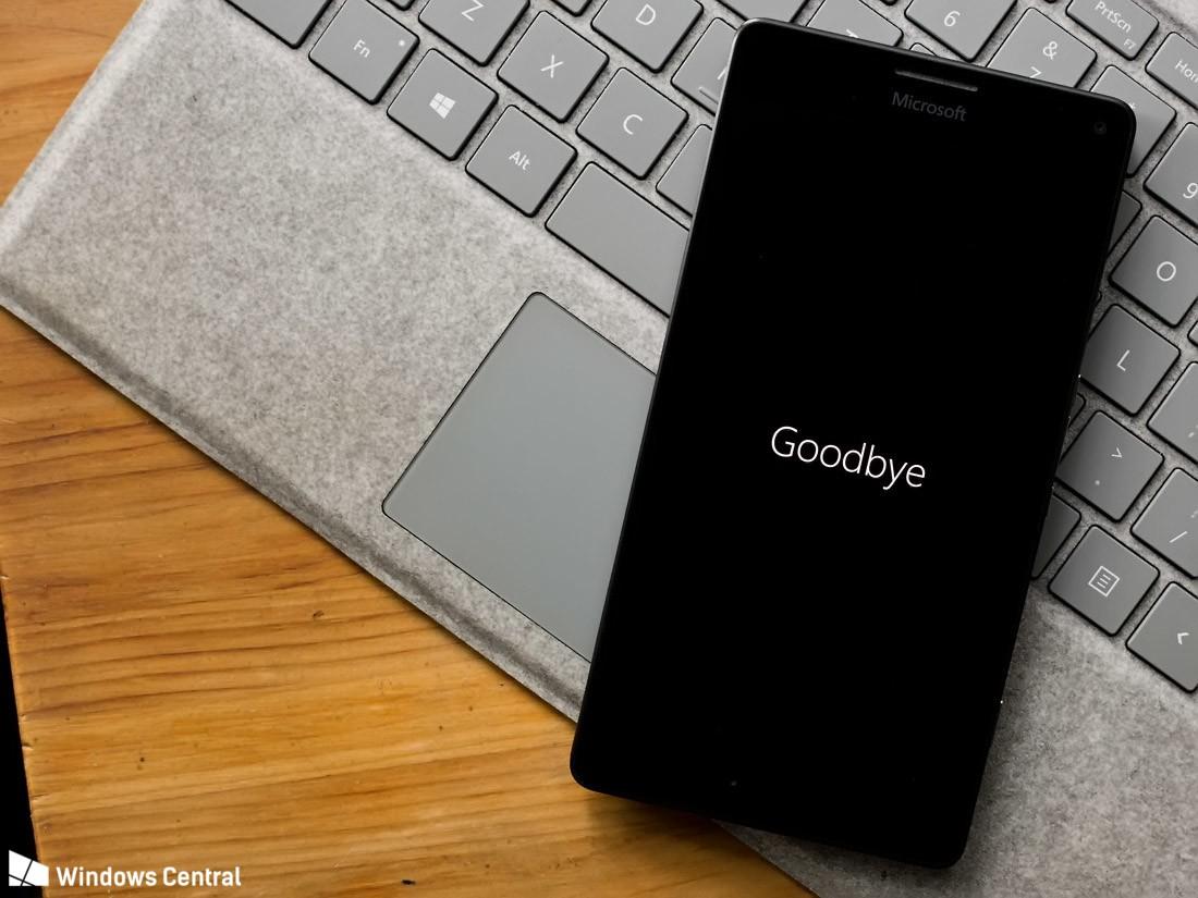 koniec windows mobile