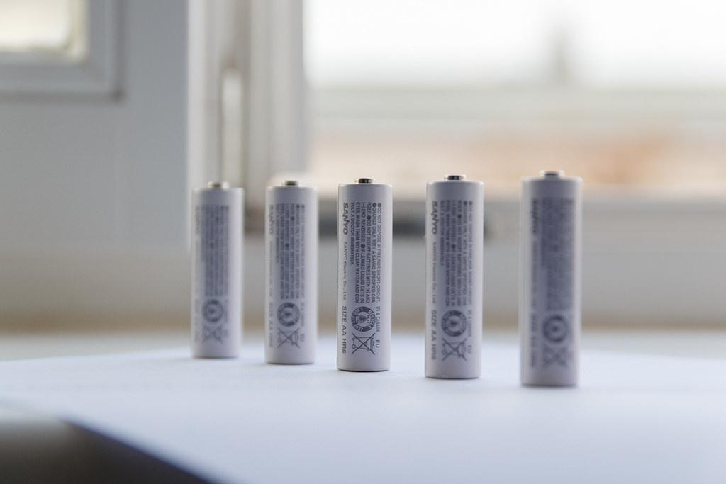 test bateryjek - jak kupić używany aparat