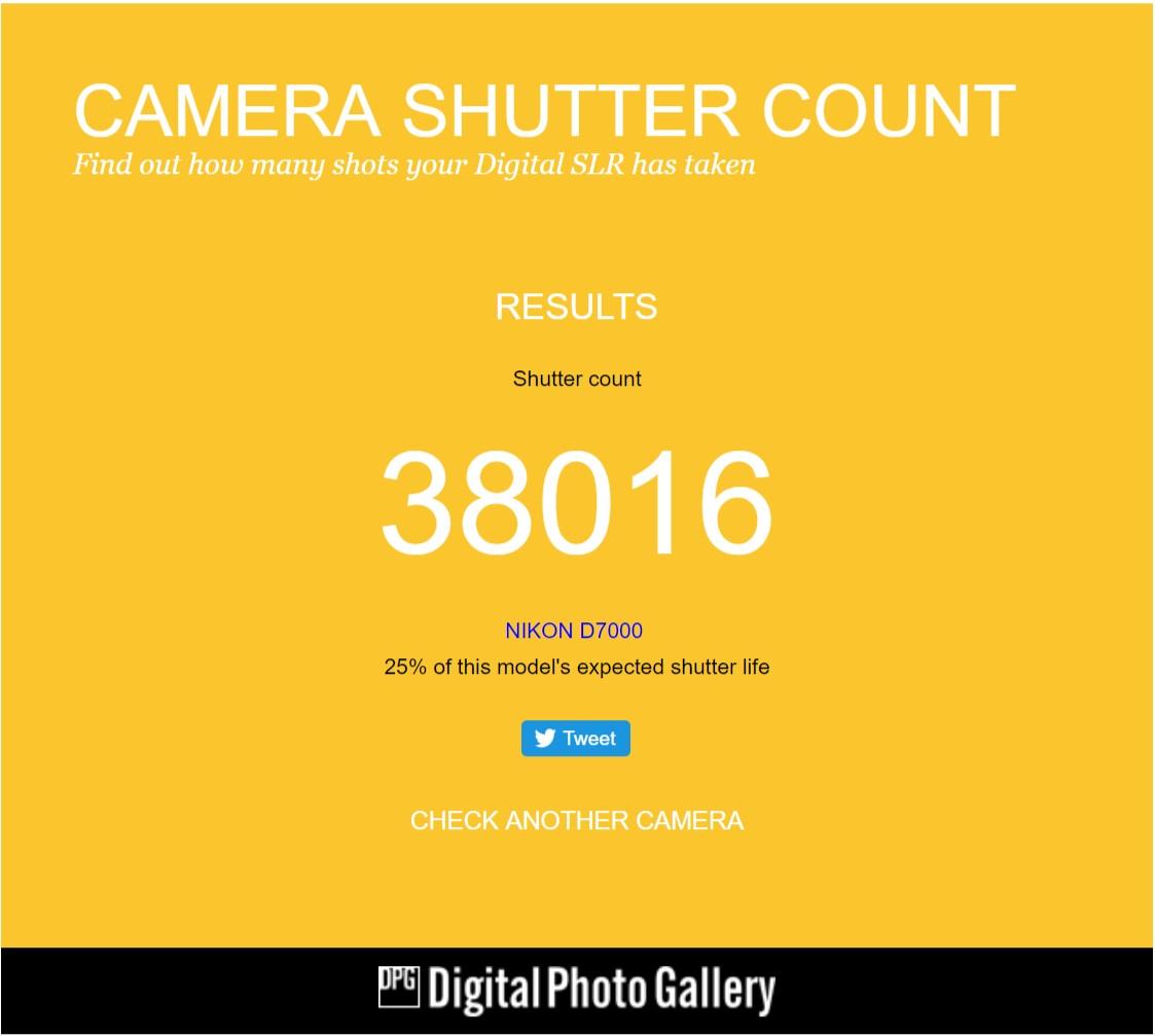 przebieg aparatu - kupno aparatu używanego czy warto