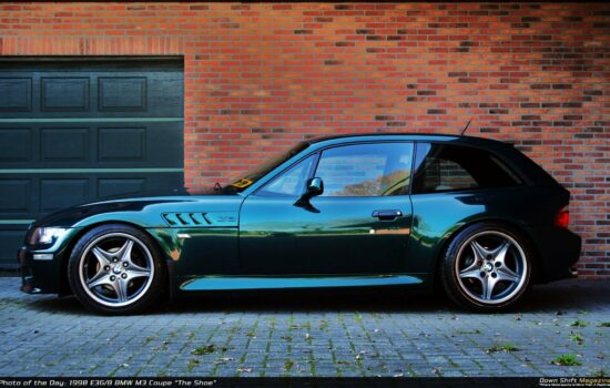 bmw z3 coupe magnifier