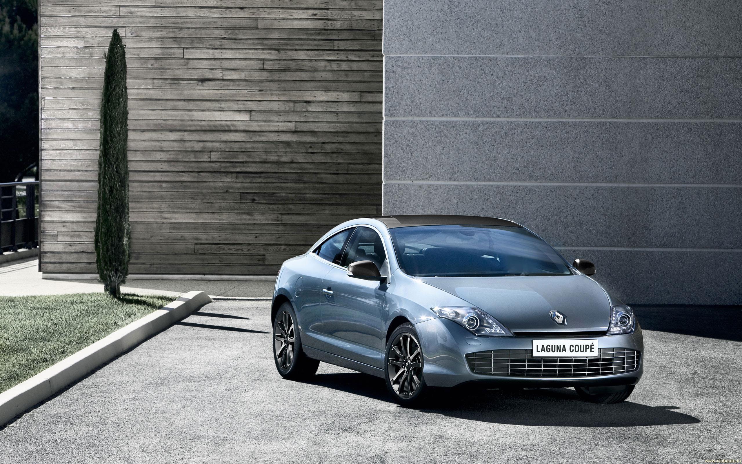 Renault Laguna III Coupe. Coupe do 30 tysięcy złotych.