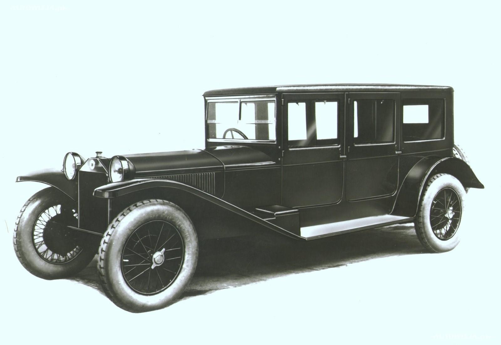 Lancia Lambda V4