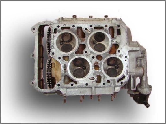 Lancia Fulvia silnik V4
