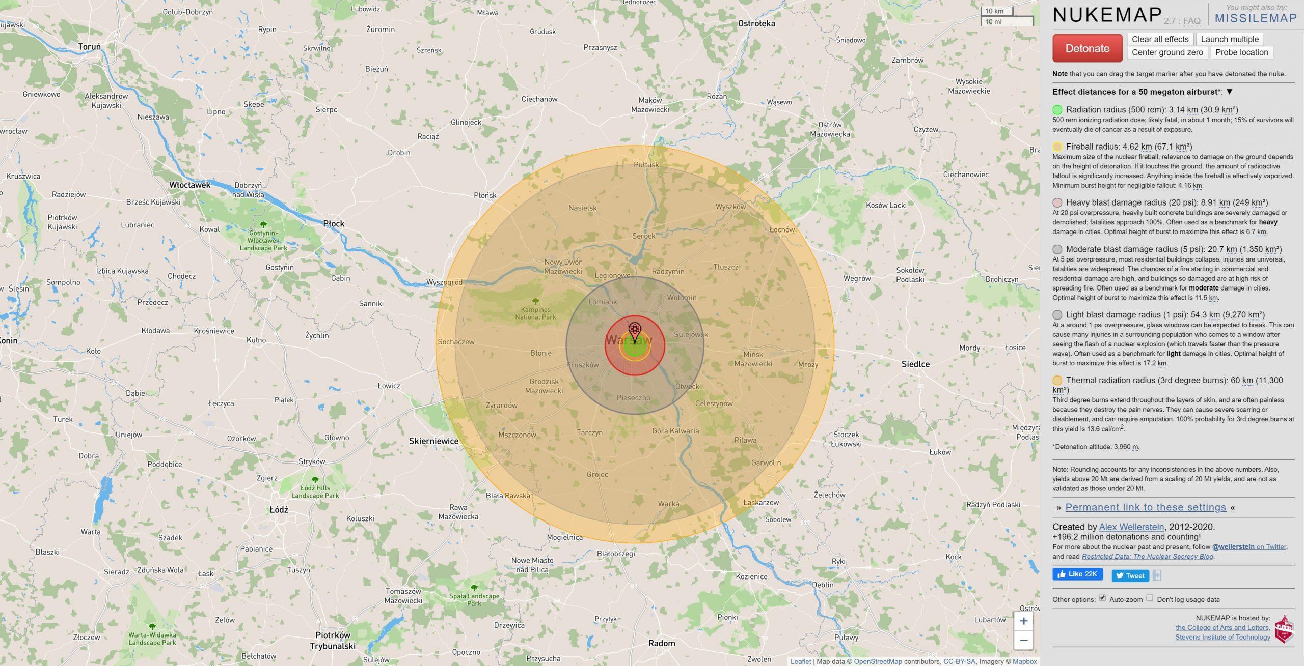 car bomba detonacja