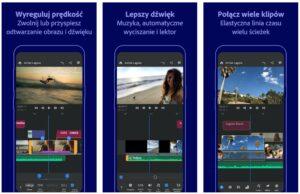 adobe premiere pro aplikacje do edycji filmów android