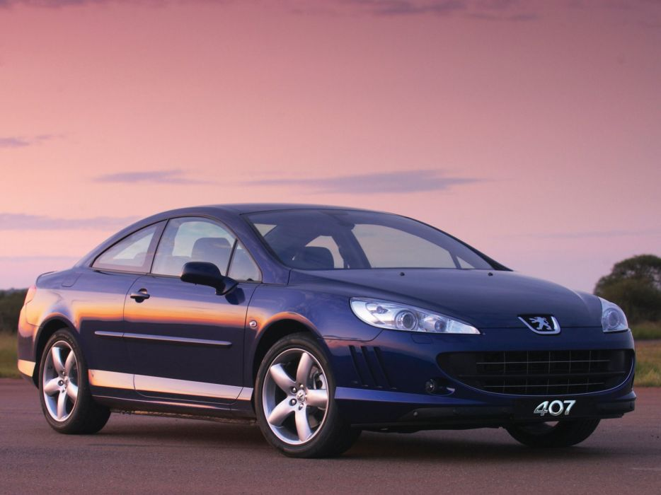 Peugeot 407 Coupe - coupe do 20 tys, jakie coupe?