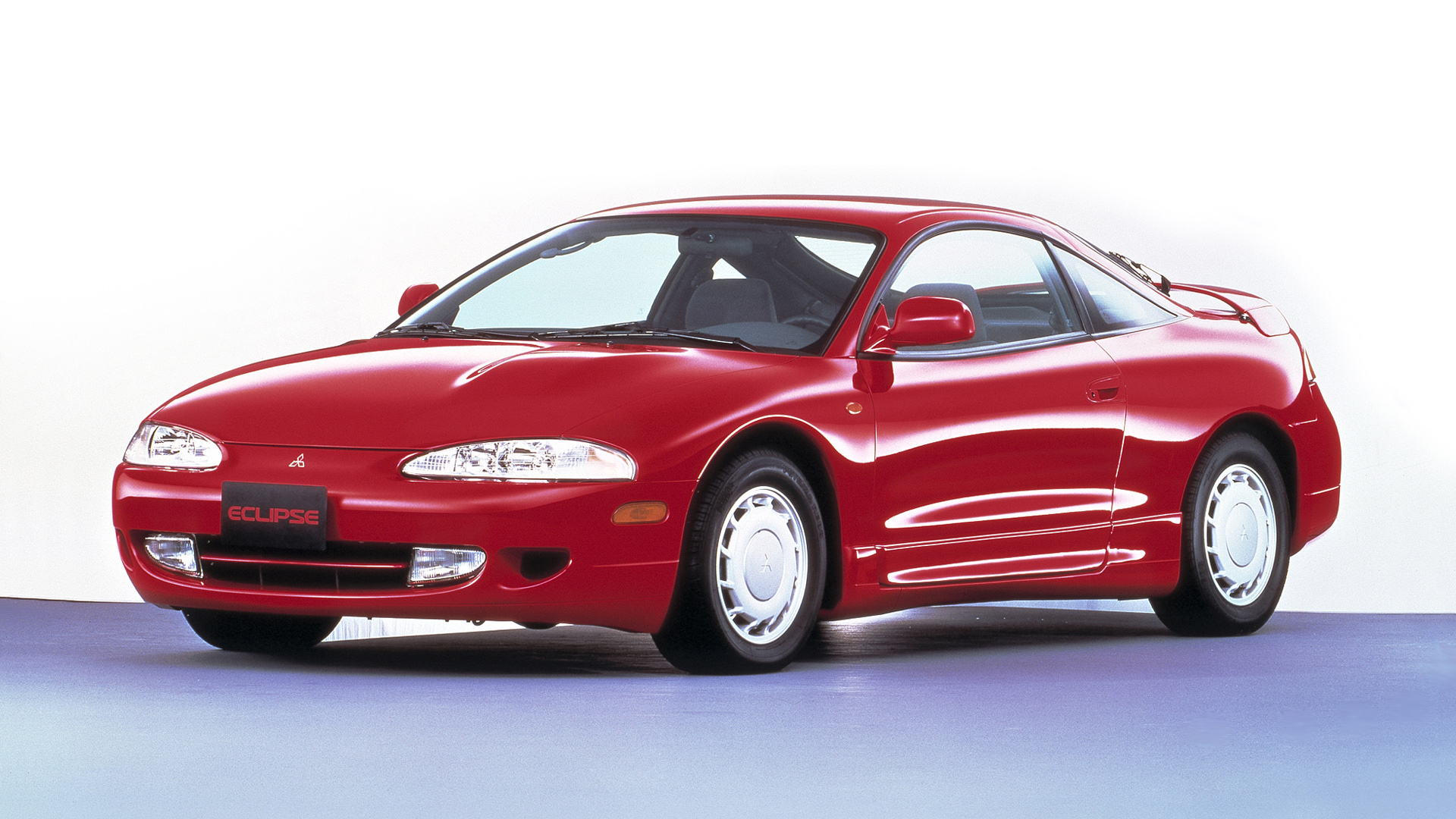 Mitsubishi Eclipse II - polecane samochody coupe, jakie coupe do 10 tys