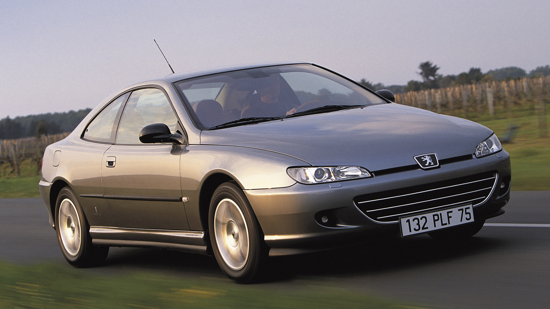 Peugeot 406 Coupe - coupe do 10 tysięcy