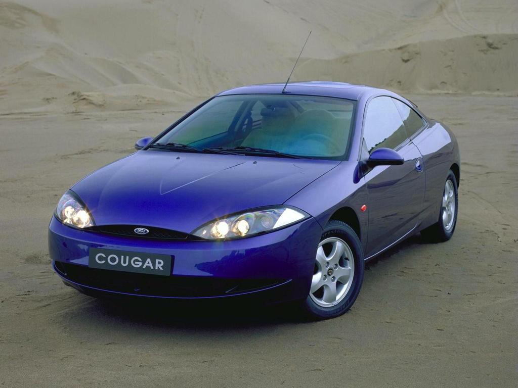Ford Cougar - jakie coupe kupić?