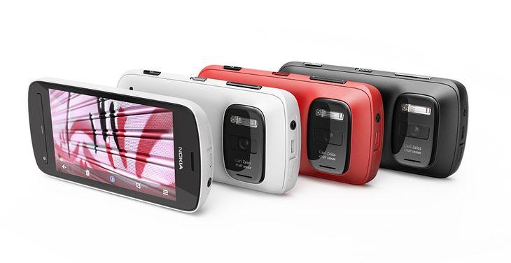Nokia 808 PureView oversampling