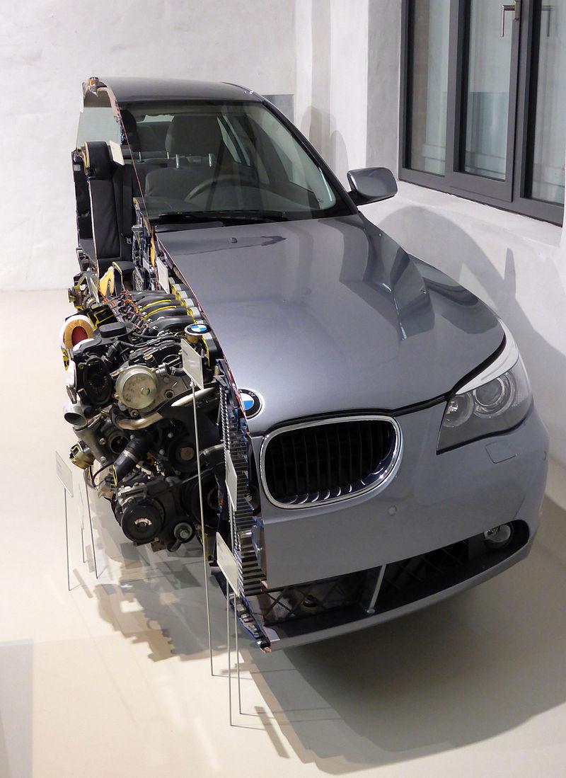 E60 silniki gama silnikowa jaki silnik wybrać