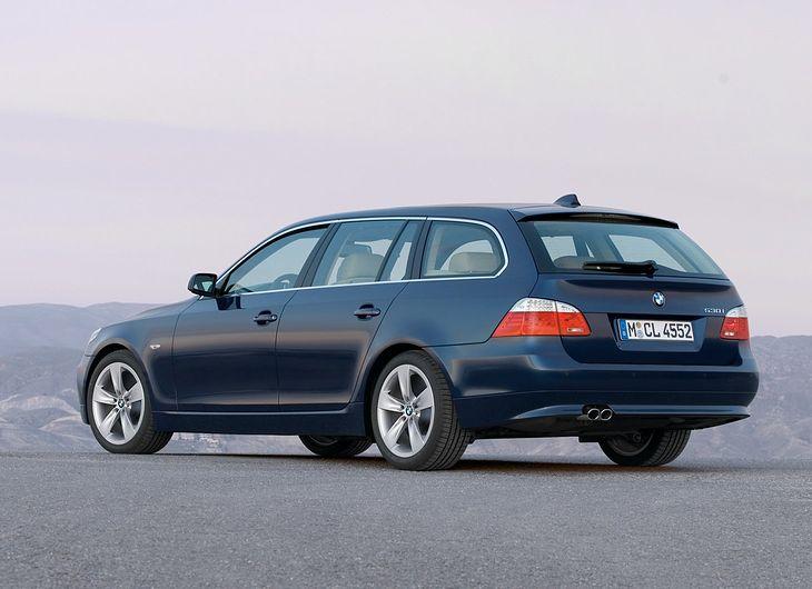 BMW E60 touring poradnik czy warto