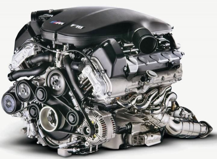 bmw e60 m5 silnik
