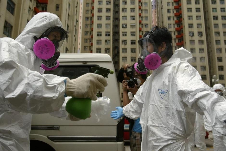 SARS - jak i kiedy skończy się koronawirus
