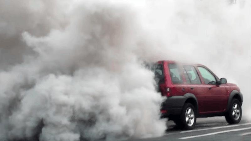 rozbiegany diesel