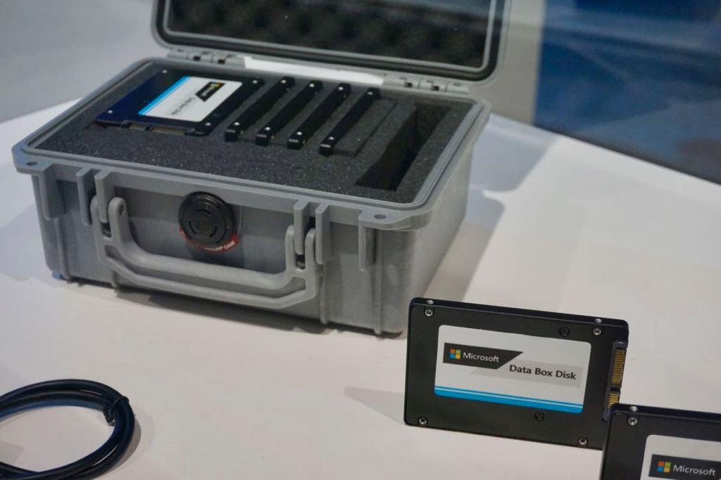 Azure Data Box Disk