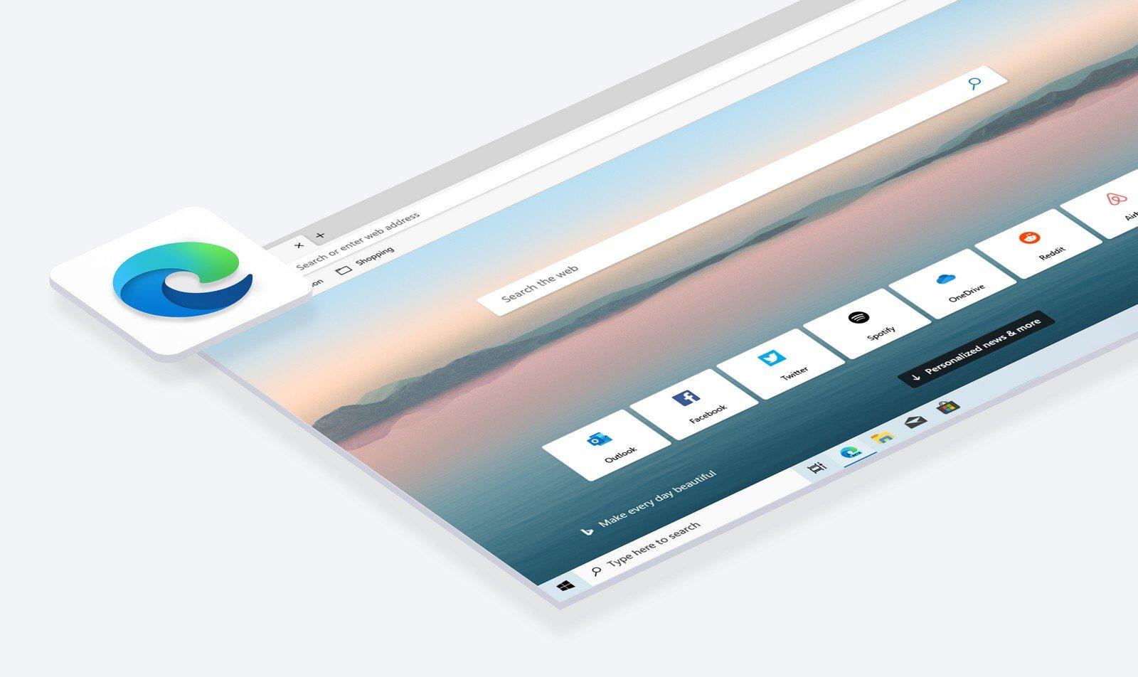 Microsoft Edge jaka przeglądarka 2020