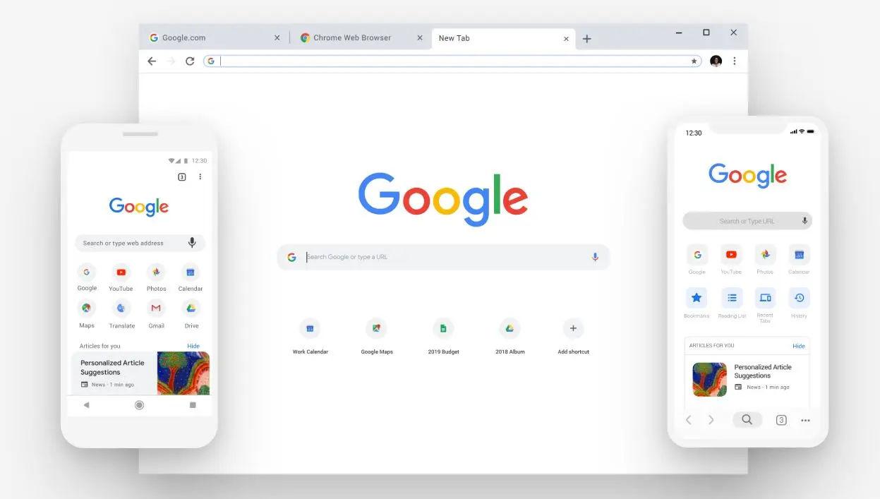 Google Chrome - jaką przeglądarkę wybrać polecane przeglądarki internetowe